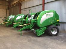 MCHALE F5500 BALERS AND WRAPPER