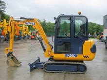 2007 Hanix H26C Mini Excavator