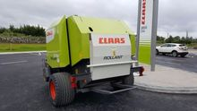 Claas 374 Baler with drop floor