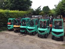 Used Forklifts in We