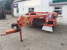 KUHN FC 302 MN TRAILED CONDTION