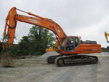 2006 Doosan DX420LC Excavator