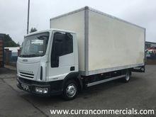 Iveco Euro Cargo 7.5ton box Wit