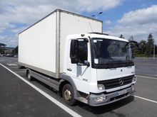 Mercedes-Benz Atego 816 Bluetec