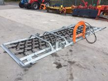 New Grass Harrow Hydraulic Fold