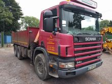 Scania 300 hp Tested  tipper wi