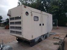100 KVA generator John Deere Di
