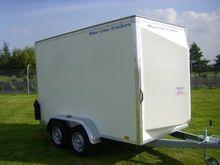 NEW 10x5 BLUELINE BOX TRAILER -