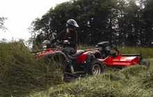 ATV Power Shredder Rush Mulcher