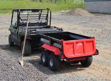 Used ATV Quad Dump T
