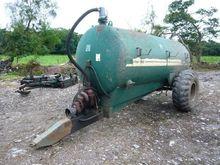 Major 1600gal Slurry Tank