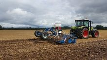 Used air seeder in K