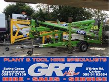 Self Tow Boom Lift Hire