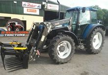 Used Front loaders f