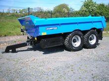 Used 12 tonne dump t