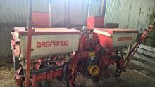 Gasppardo 4 Row Maize Seeder