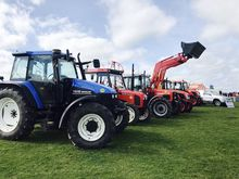 2017 Various Tractors New and U