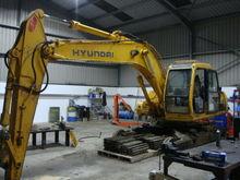 Dismantling Hyundai Robex 160lc