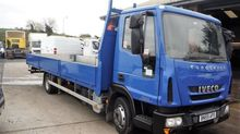 Iveco Euro Cargo Dropside With