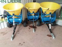 Salt - fertilizer spreaders