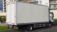 2017 Dry Freight bodies Cargo