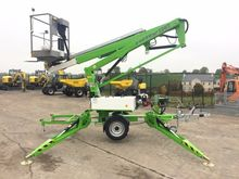 New Niftylift 120TPE Cherrypick