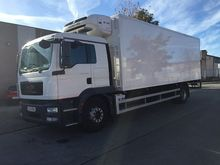 MAN TGM Fridge Daf Iveco Scania