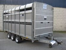 Used DP120 14' x 6'6'' Ifor Wil
