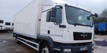 MAN TGM 18.250 18ton Box Tail L