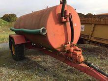 Ruscon 2000 Gallon Tank