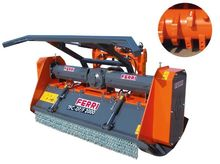 Ferri excavator and tractor mou