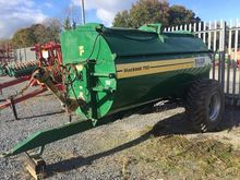 Major 750 Muck spreader