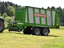 Used Silage Wagon in