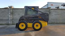 New Holland LS160 Skid Steer (2