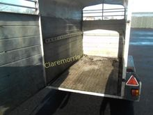 Twin Cow Trailer 8 X 4'5 WITH L
