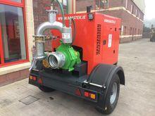 Engine driven slurry pump (doos