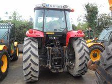 Used MF5460 with loa