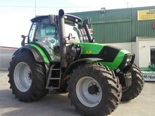 Used Deutz fahr M620