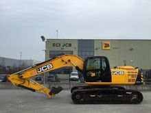 JCB JS220LC TIER 4 TRACKED EXCA
