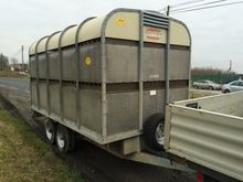 Bateson Cattle Trailer 12x6 - C