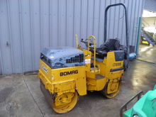 BOMAG BW80 ARD ROLLER FOR AUCTI