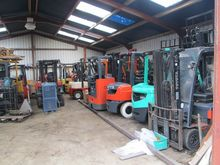 Used forklifts in Wa