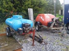 Choice of 2 diesel power washer