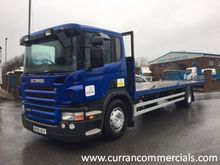 Used 2007 Scania P23