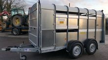 "Ifor Walliams 12x5'10"" & Decks"