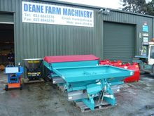 Sulky Fertiliser spreaders