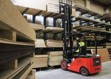 NEW Forklifts and Warehousing E