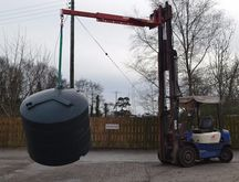 Used Forklift jib st
