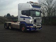 Scania R580 150TON tractor unit