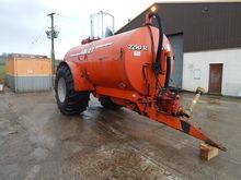 Abbey 2250G Slurry Tanker